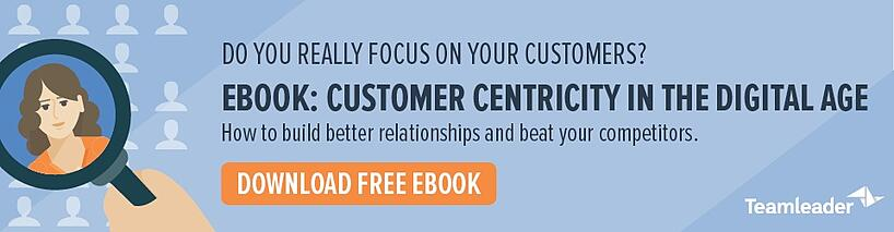 ebook building better relations customer centricity