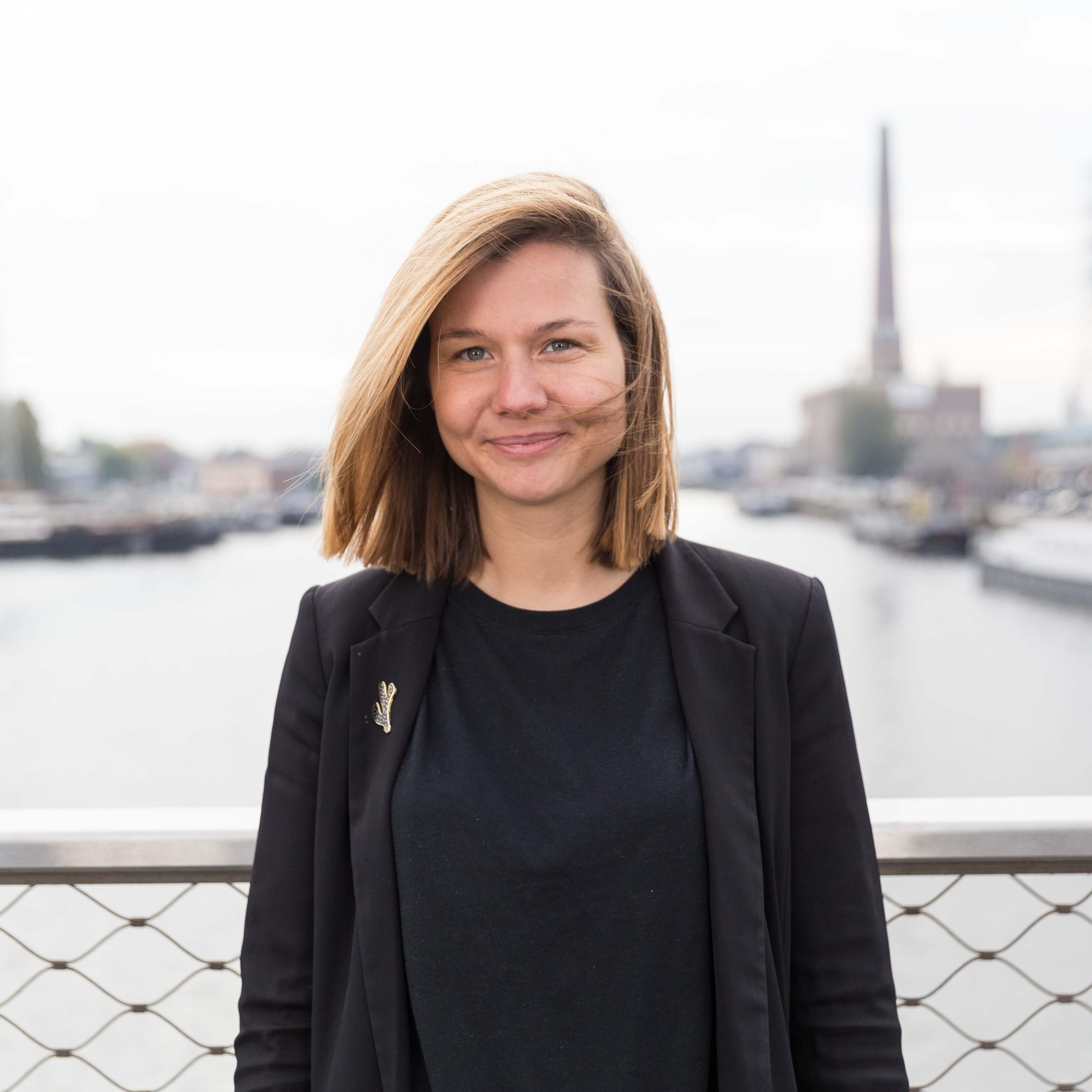Sofie Dewyn - Customer Onboarding Manager