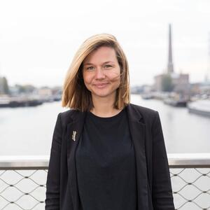 Sofie Dewyn - Customer Onboarding Manager