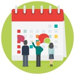 Time management Eisenhower Matrix delegate tasks