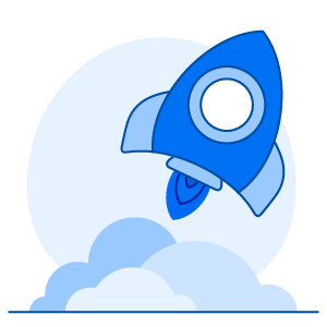 Customer journey rocket
