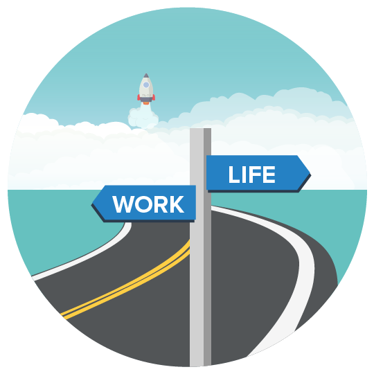 SMEs of the future work life balance