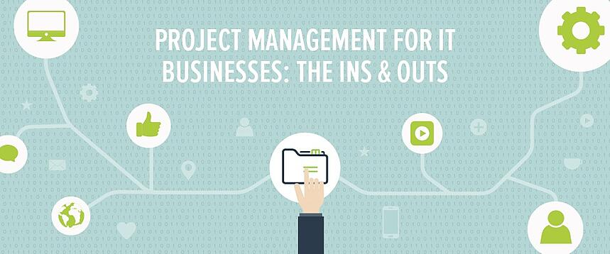 Project management for IT businesses: the ins & outs