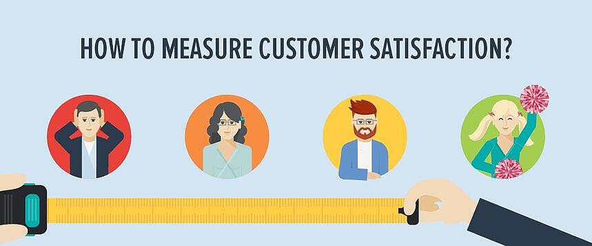 Measuring customer satisfaction: which methods should you use?