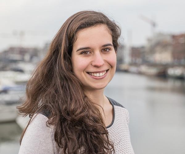 Monica Van Huylenbroeck - Marketing