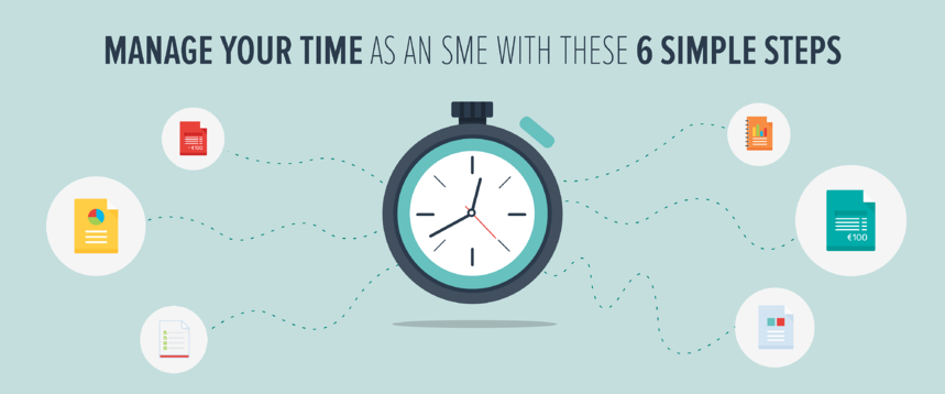 Time management for SMEs: 6 simple steps