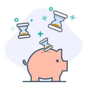 Cloud CRM - save time & money