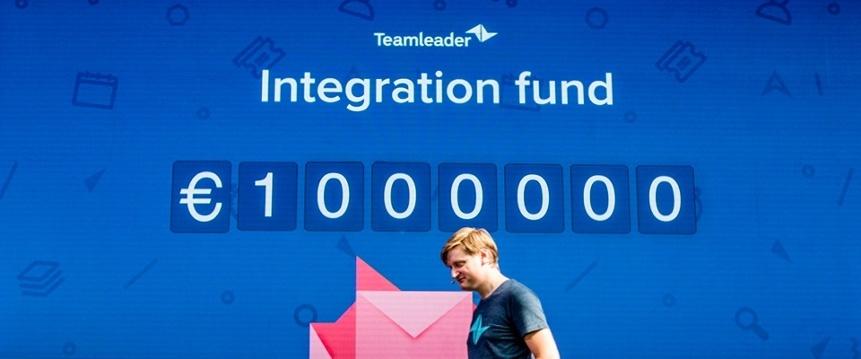 Teamleader's integration fund - six months later