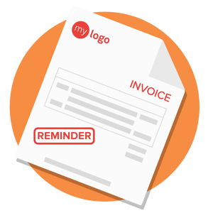No more unnecessary payment reminders thanks to the easy online payment of invoices