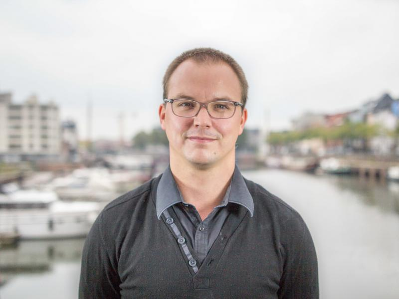 Stijn Van Walle - VP Finance