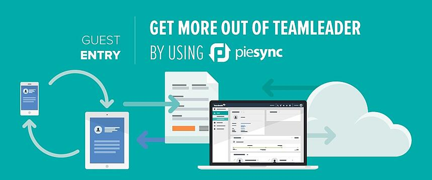 Get More Out of Teamleader by Using PieSync