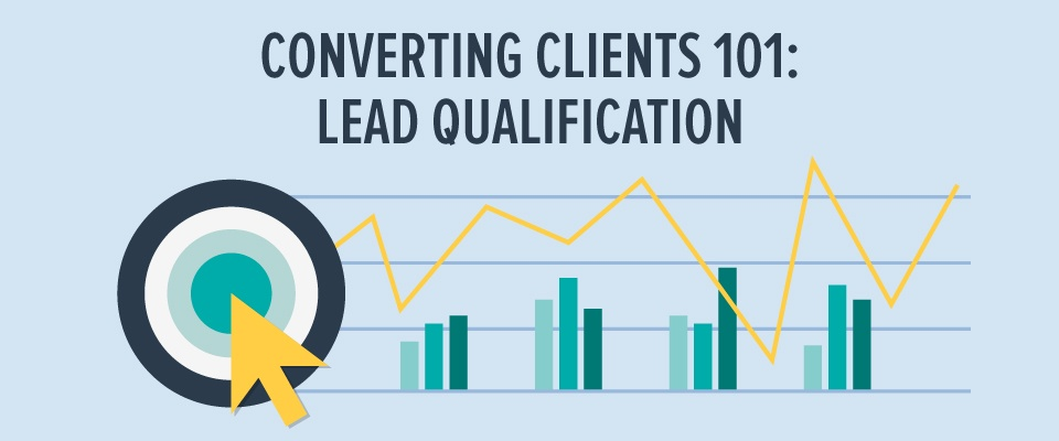 Converting clients 101: Lead qualification