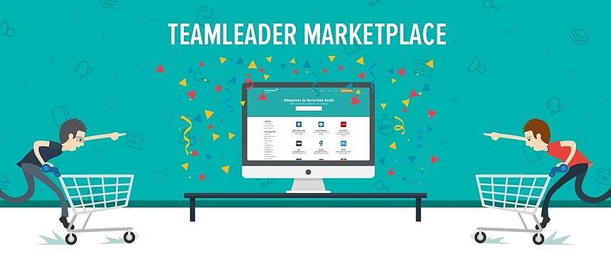 Teamleader Marketplace: one central place for all your integrations