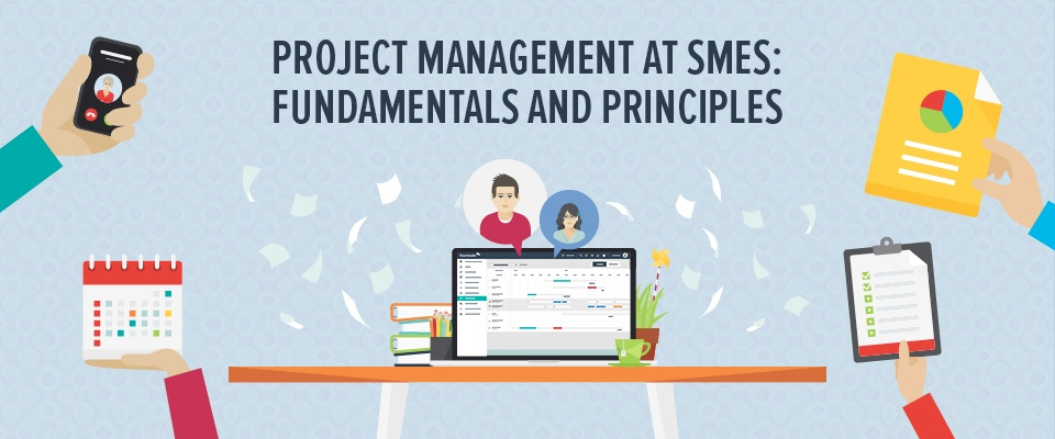 Project management for SMEs: fundamentals and principles